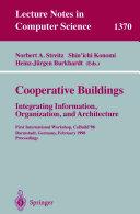 Cooperative Buildings