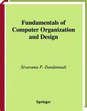 Fundamentals of Computer Organization and Design