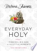 Everyday Holy Book