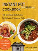 Instant Pot Everyday Cookbook Pdf/ePub eBook