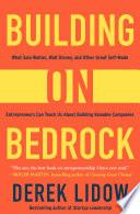 Building on Bedrock Book
