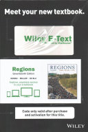 Geography  Realms  Regions  and Concepts  17e EPUB Student Package