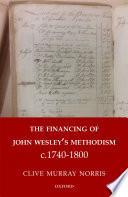 The Financing of John Wesley s Methodism c 1740 1800
