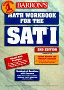 Math Workbook For The Sat I Book PDF