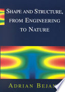 Shape And Structure  From Engineering To Nature