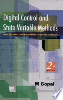 Digital Control And State Variable Methods Book PDF