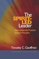 The Spirit Led Leader