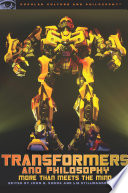 Transformers And Philosophy Book