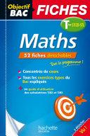 Fiches Maths Terminales STI2D-STL