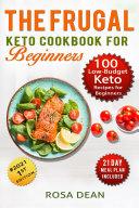 The Frugal Keto Cookbook for Beginners Pdf/ePub eBook