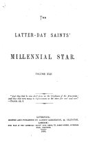 Pdf The Latter-Day Saints' Millennial Star