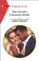 The Greek's Unknown Bride Pdf/ePub eBook