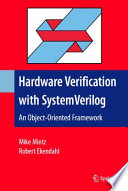 Hardware Verification With System Verilog Book PDF