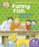 Read with Biff  Chip and Kipper Phonics   First Stories  Level 2  Funny Fish and Other Stories