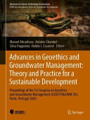 Advances in Geoethics and Groundwater Management   Theory and Practice for a Sustainable Development