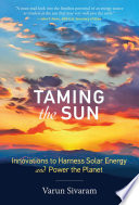 Taming the Sun Book