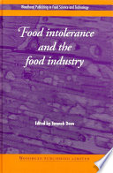 Food Intolerance and the Food Industry Book