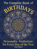 The Complete Book of Birthdays Book