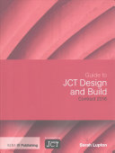 Guide to Jct Design and Build Contract 2016