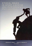 Ethical Issues in Sport  Exercise  and Performance Psychology