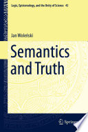 Semantics And Truth