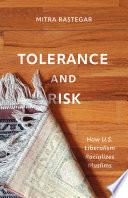 Tolerance and Risk Book