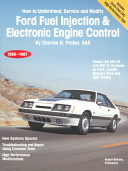 Ford Fuel Injection   Electronic Engine Control Book