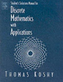 Student s Solutions Manual for Discrete Mathematics with Applications