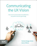 Communicating the UX Vision Book