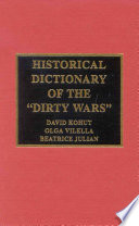 Historical Dictionary of the
