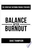 Balance After Burnout (paperback)