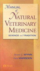 Manual of Natural Veterinary Medicine Book