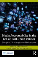 Media Accountability in the Era of Post-Truth Politics Pdf/ePub eBook