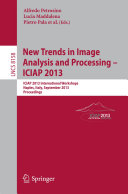 New Trends in Image Analysis and Processing  ICIAP 2013 Workshops