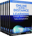 Online and Distance Learning Book