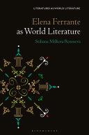 Elena Ferrante as World Literature