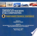 American Society of Composites 28th Technical Conference Book