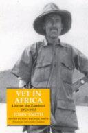 Vet in Africa
