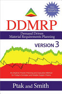 Demand Driven Material Requirements Planning  DDMRP   Version 3