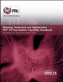 Planning, protection and optimization ITIL V3 intermediate capability handbook