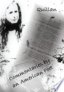 Commentaries By An American Poet Book PDF