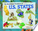 An Illustrated Timeline of U S  States Book