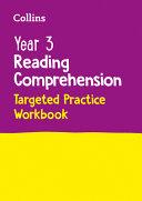 Year 3 Reading Comprehension Targeted Practice Workbook