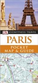 Paris - Eyewitness Pocket Map and Guide