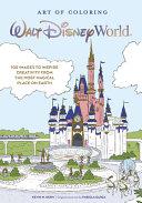 Art of Coloring: Walt Disney World