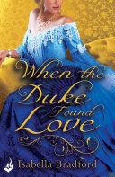 When The Duke Found Love: Wylder Sisters