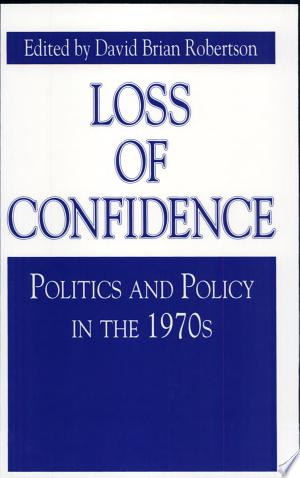 Download Loss of Confidence Free Books - Book Dictionary