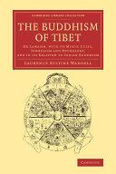 The Buddhism of Tibet