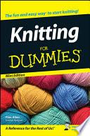 List of Dummies Knitting E-book
