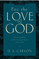 Pdf For the Love of God (Vol. 1, Trade Paperback) Telecharger